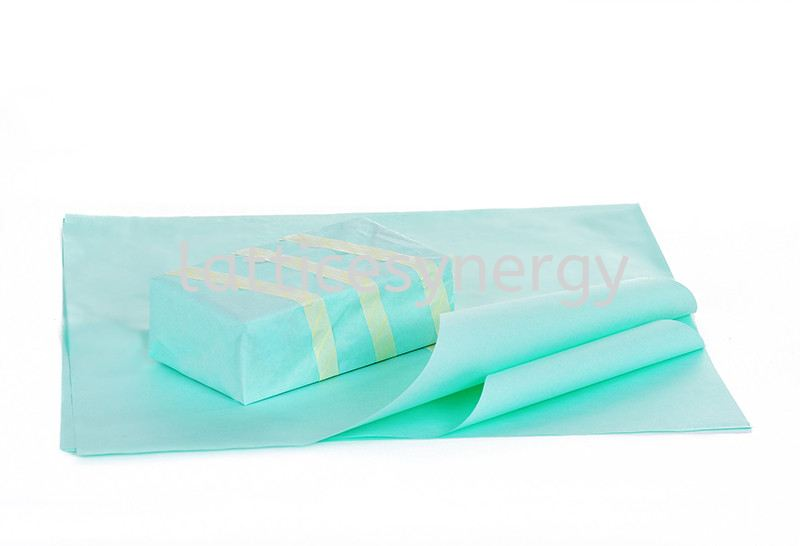 MEDICAL CREPE PAPER GREEN