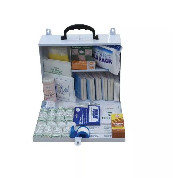 OSHA FIRST AID KIT- (BOX A)1-10 PERSON