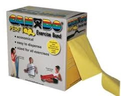 100 YARD ROLL WITH PERFORATIONS IN DISPENSER BOX