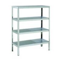 STAINLESS STEEL CABINET RACK ( 3 TIER)