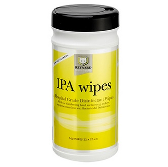 RHS 402 IPA SURFACE DISINFECTION WIPES