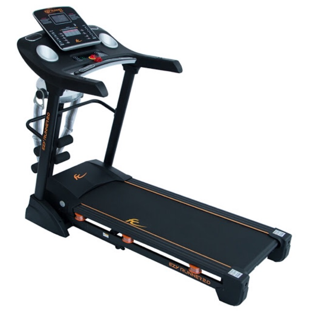 FC EZY RUNNER 2.0 TREADMILL WITH MASSAGER