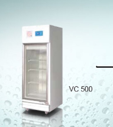 PHARMACEUTICAL REFRIGERATOR +2  to 8 DEGREE CELSIUS (VC500)